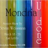 """Mondrian Undone"" exhibition flyer"